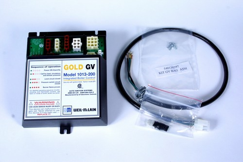 Weil McLain 1013-200 Integrated Boiler Control