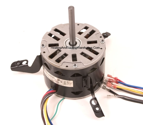 02431969000 york 1 3hp 1075 rpm 4 speed blower motor for York furnace blower motor replacement cost