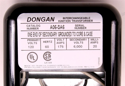 A06 SA6 3 hot asian girls Ignition Transformer at webbmarketing.co